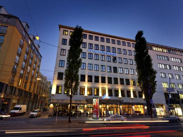 Hotel Fleming´s City
