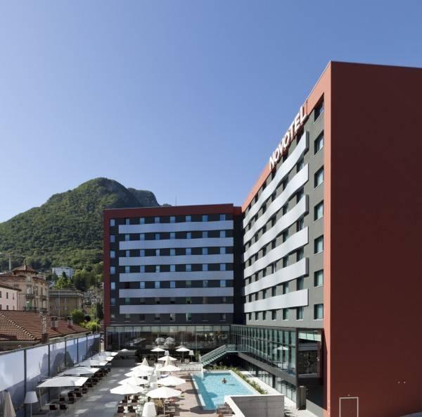 Hotel Novotel Lugano Paradiso