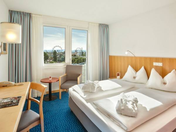 Hotel BASSENA Wien Messe Prater