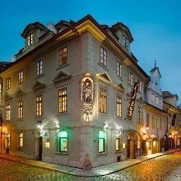 Hotel EA Residence U Bile Kuzelky