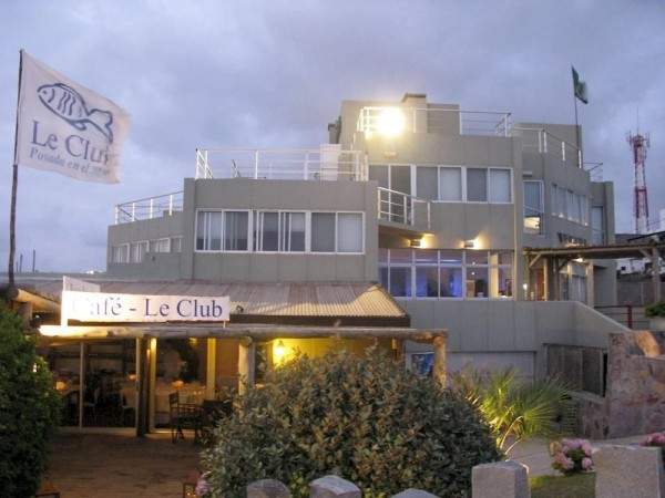 Hotel Le Club Posada en el Mar