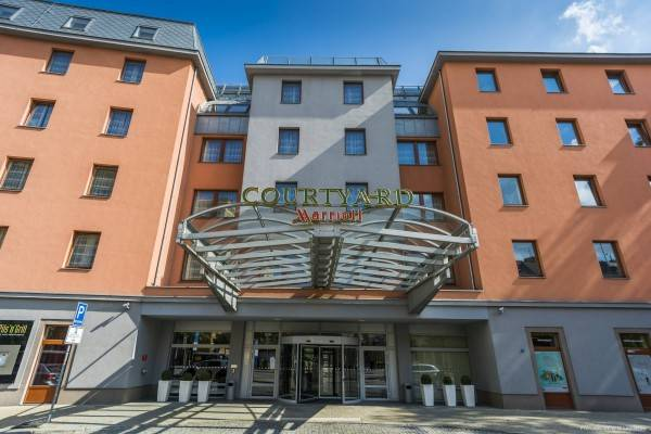 Hotel Courtyard Pilsen