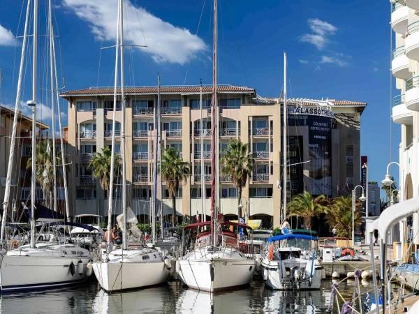 Hotel Mercure Thalasso & Spa Port Frejus