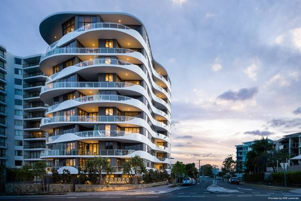 an Ascend Hotel Colle Breeze Mooloolaba