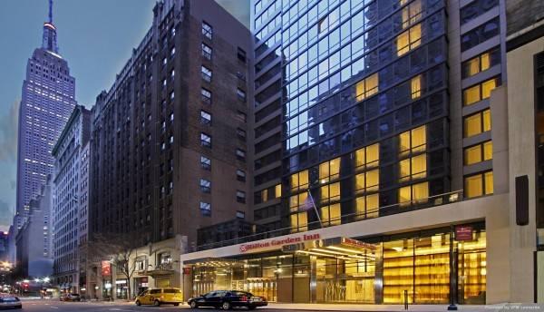 Hilton Garden Inn New York-Midtown Park Ave