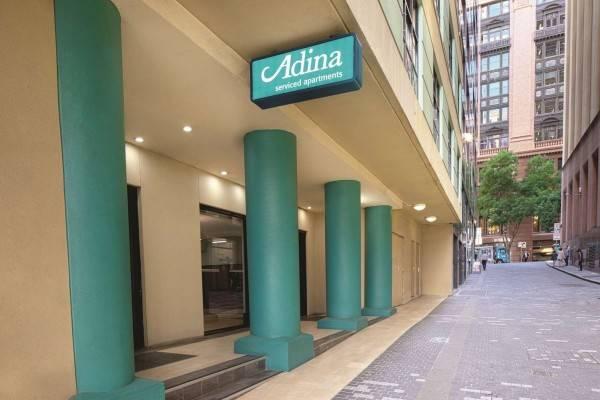Hotel Adina Serviced Apartments Sydney Martin Place