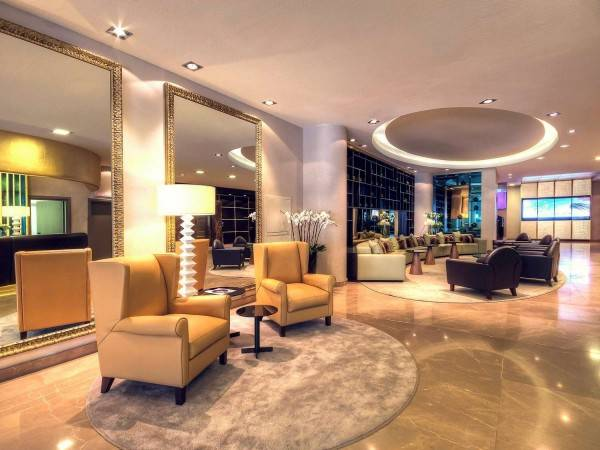 Hotel Mercure Moscow Paveletskaya