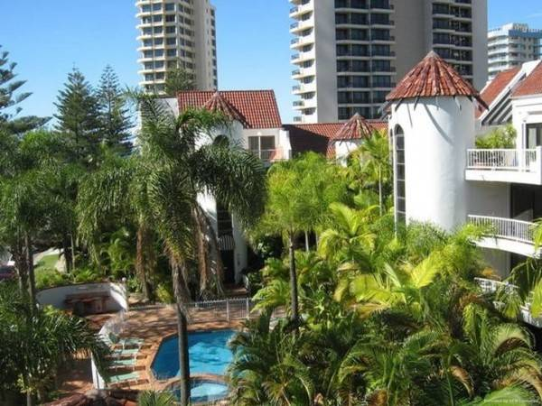 Hotel Copacabana Holiday Apartments