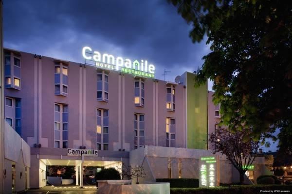 Hotel Campanile - Paris Porte d Italie - Kremlin-Bicetre