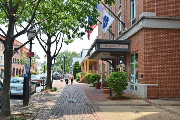 Hampton Inn Alexandria-Old Town