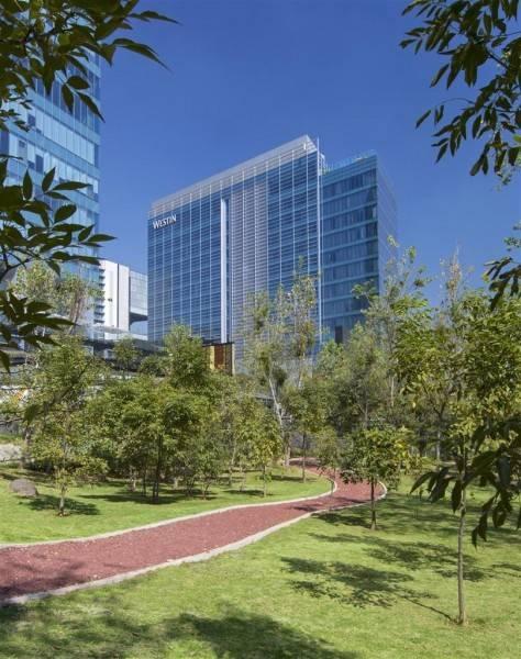 Hotel The Westin Santa Fe Mexico City