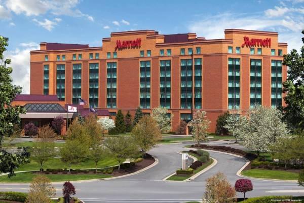 Hotel Pittsburgh Marriott North