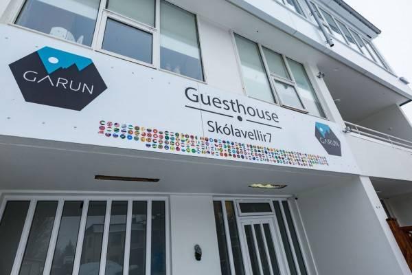 Hotel Guesthouse Garun, Skolavellir