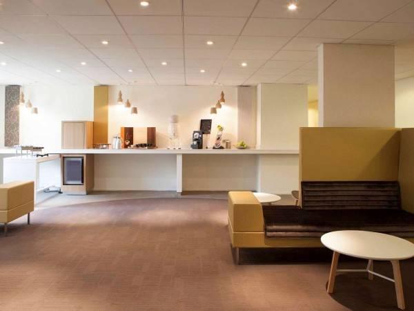 Hotel Novotel Fontainebleau Ury
