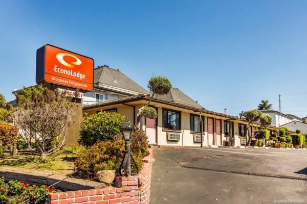 Hotel Econo Lodge Monterey Fairgrounds