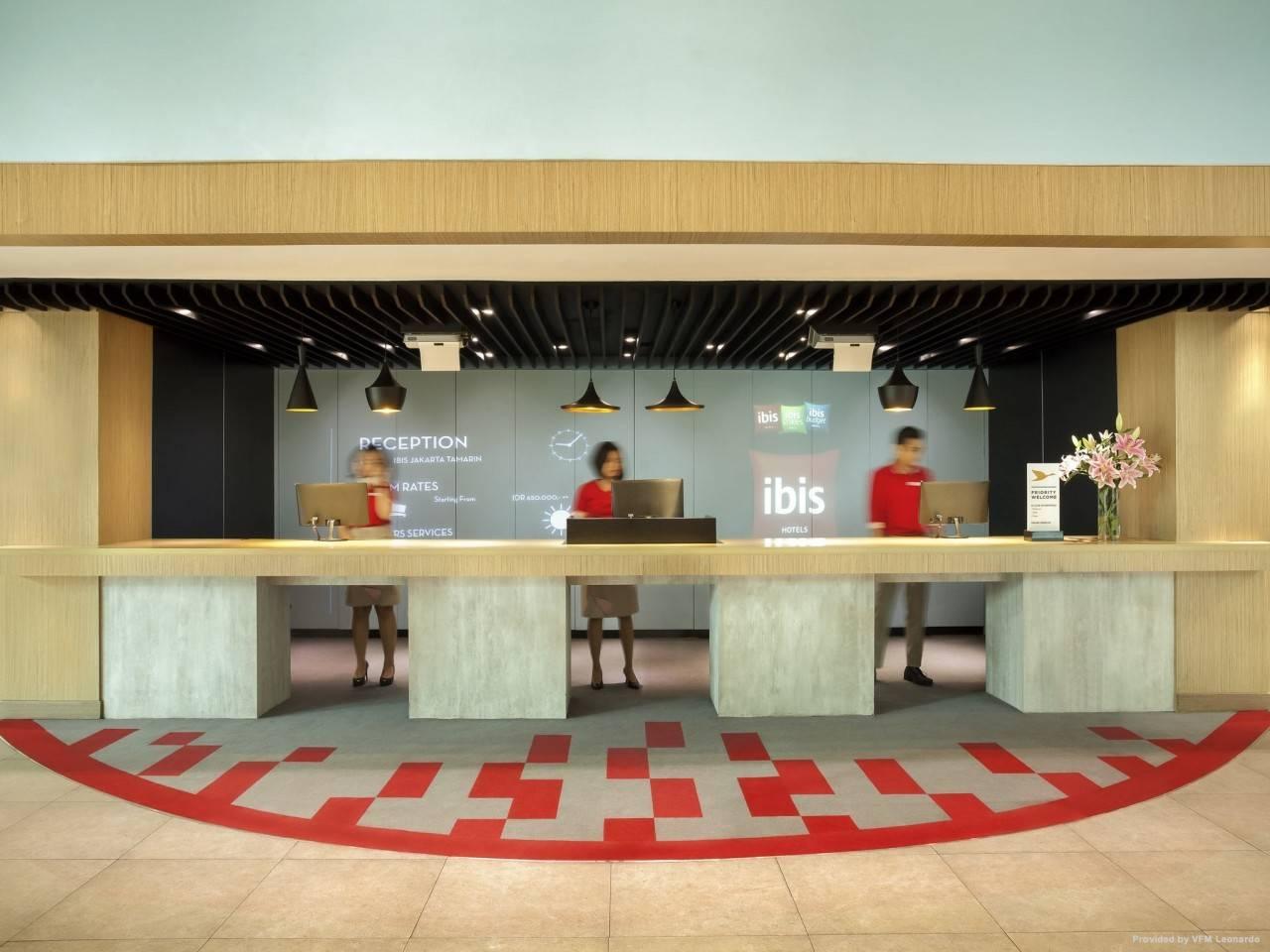 Hotel Ibis Jakarta Tamarin 3 Hrs Star Hotel In Jakarta