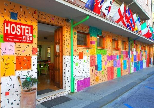 Hotel Safestay Pisa