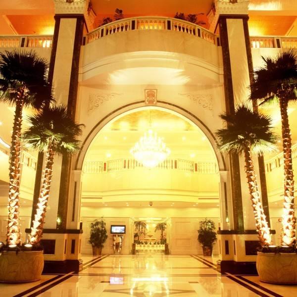 Hotel Asia Pacific Garden