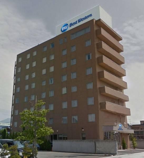 Hotel BEST WESTERN YAMAGATA AIRPORT