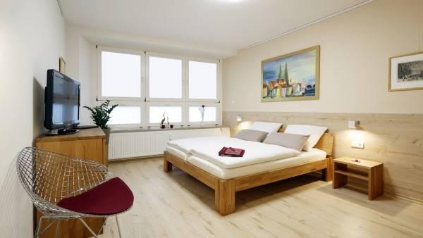 Hotel Apartment Goldener Kranich