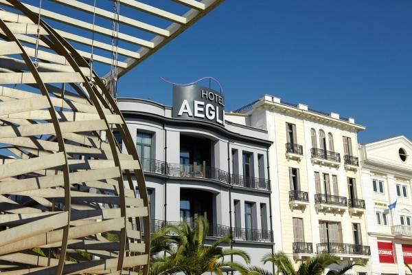 Aegli Boutique Hotel