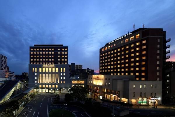 Hotel Boston Plaza Kusatsu Biwako