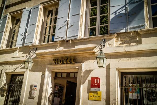 Hôtel De lAtelier