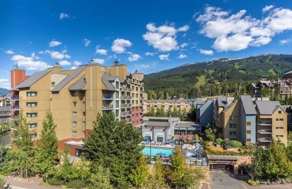 Hotel Hilton Whistler Resort - Spa