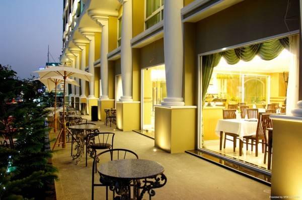 Hotel METRO POINT BANGKOK