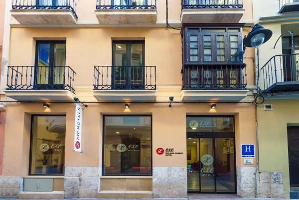 Hotel Exe Málaga Museos