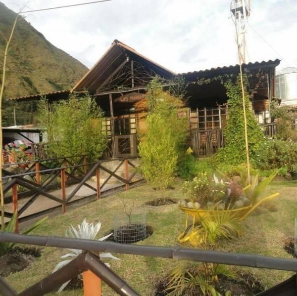 Hotel Cabañas Las Marias