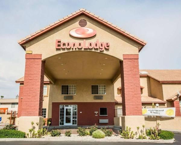 Hotel Econo Lodge Fontana I-10