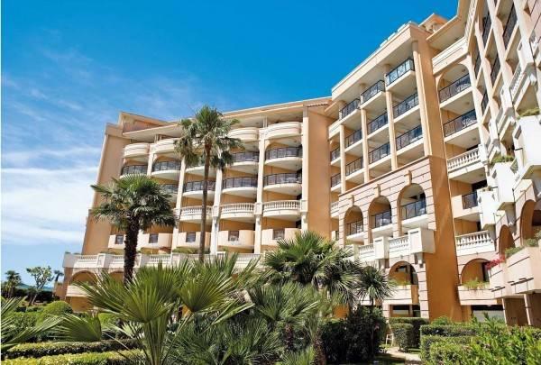 Hotel Résidence La Palme d'Azur Cannes Verrerie
