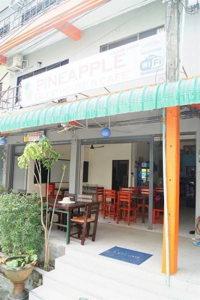 Hotel Pineapple Guesthouse