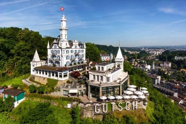 Hotel Chateau Gütsch
