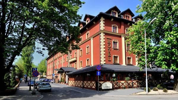 Diament Hotel Arsenal Palace Katowice-Chorzów