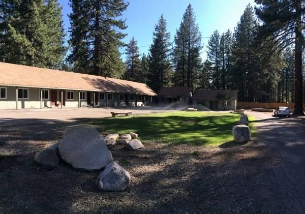 Hotel Aerie Lodge Lake Tahoe