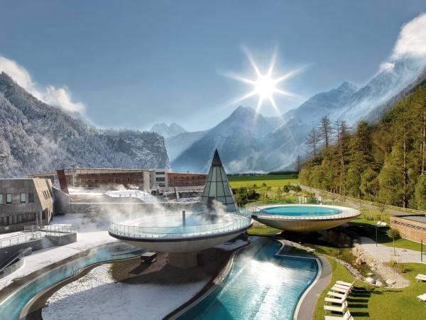 Hotel Aqua Dome Tirol Therme