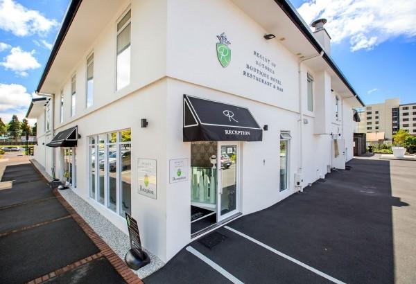 Hotel Regent of Rotorua