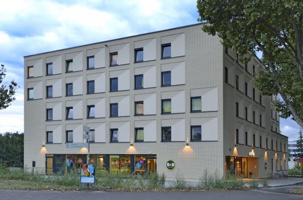 B&B Hotel Karlsruhe