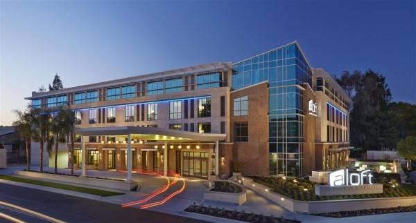 Hotel Aloft Cupertino