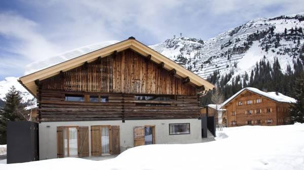 Haus Pension Alpina
