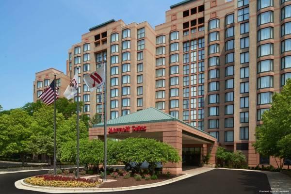Hotel Chicago Marriott Suites O'Hare