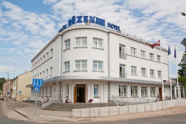 Hotel Kolonna Rezekne