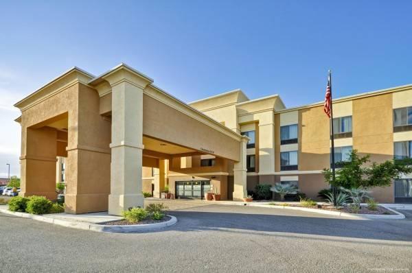 Hampton Inn - Suites Tucson East-Williams Center AZ
