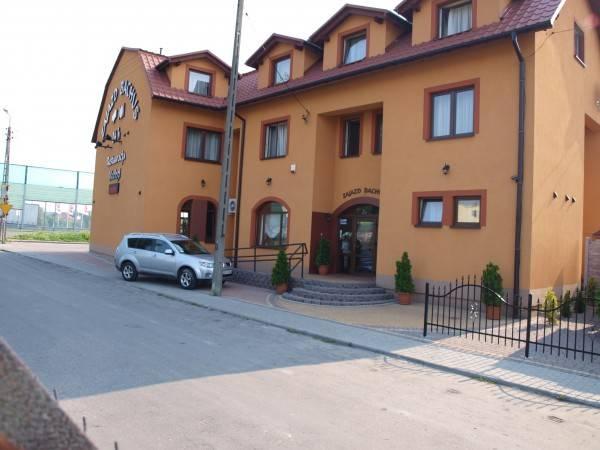 Hotel Zajazd Bachus