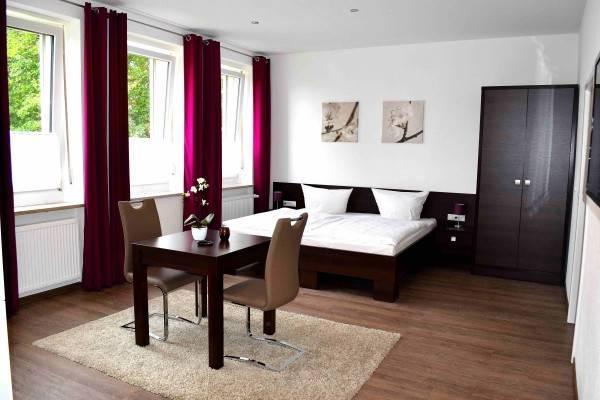 Hotel Stadtvilla Budget Boardinghouse