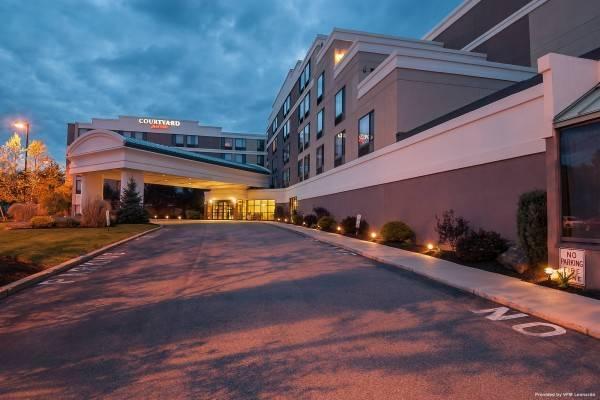 Hotel Courtyard Boston Marlborough