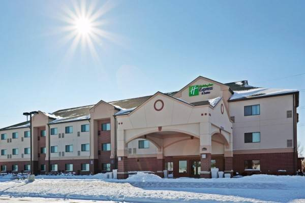 Holiday Inn Express & Suites LINCOLN SOUTH