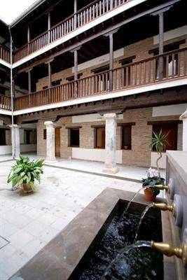 Hotel Apartamentos Casa de la Alberca